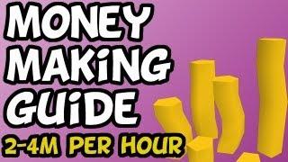 RuneScape Money Making Guide - 2-4M Per Hour Potion Flasks