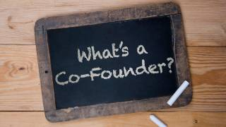 What is a Co-Founder & Should I Have One?